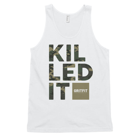 Killed It. (White Tank)