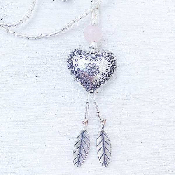 MY HEART MY LOVE NECKLACE