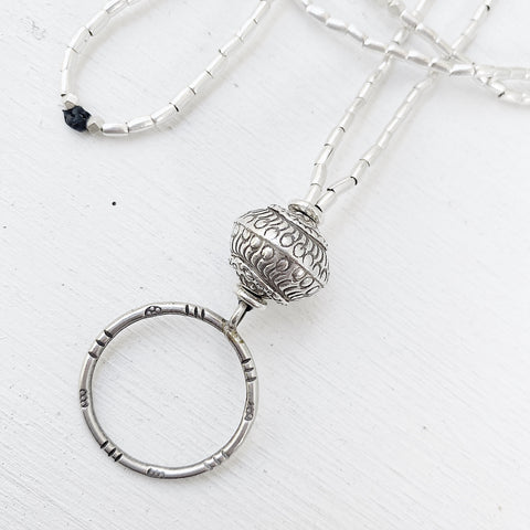 CIRCLE OF COURAGE NECKLACE