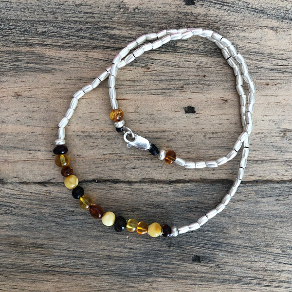 AMBER HEALING NECKLACE