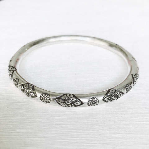 AZTEC BANGLE 60mm