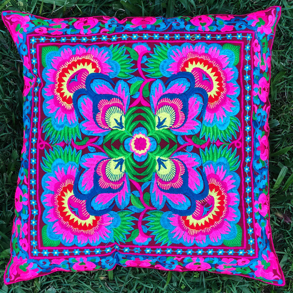 THAI-HMONG STYLE CUSHION COVERS