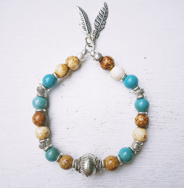 FEATHER DREAM BRACELET