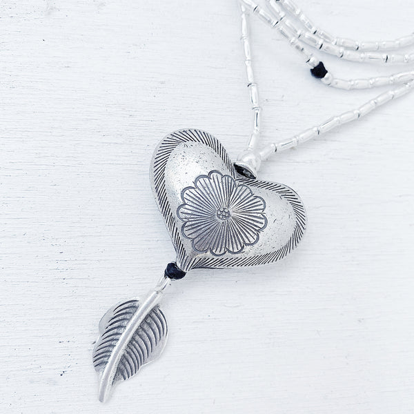 HEART OF THE EARTH NECKLACE