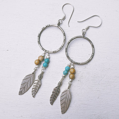 BOHEMIAN SPIRIT EARRINGS