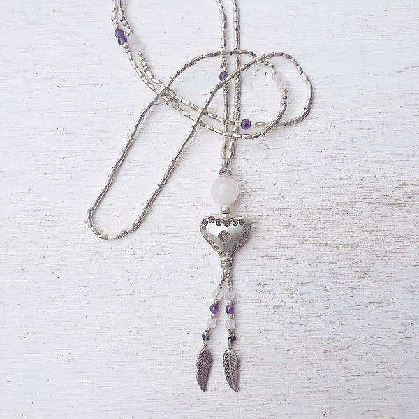 GYPSY HEART NECKLACE
