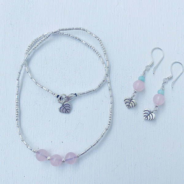 ROSE QUARTZ ETERNAL LOVE SET