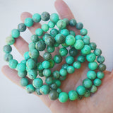 CHRYSOPRASE PROTECTION BRACELET