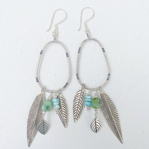 ALOHA ISLANDER EARRINGS