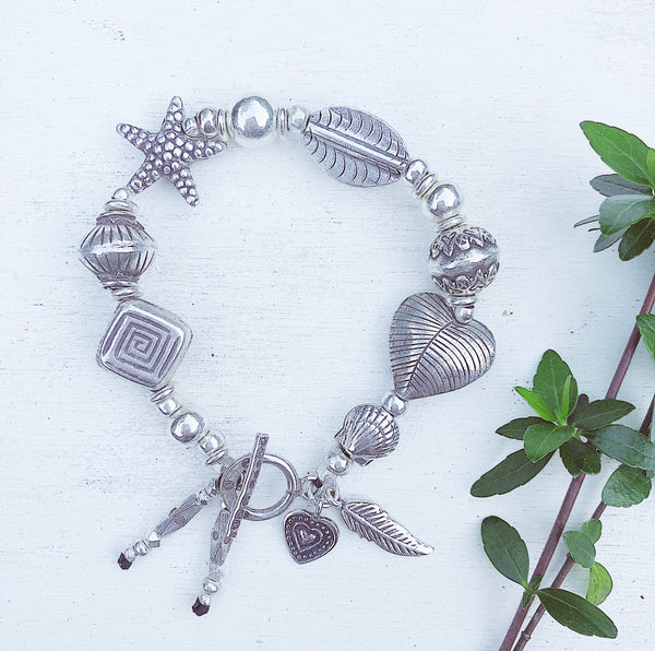 HEART OF THE OCEAN BRACELET