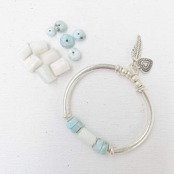BLUE SKIES OF LOVE BRACELET