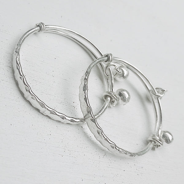 LITTLE BELL CHIME ANKLET / BANGLE