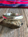 HAMMERED BANGLE 65mm