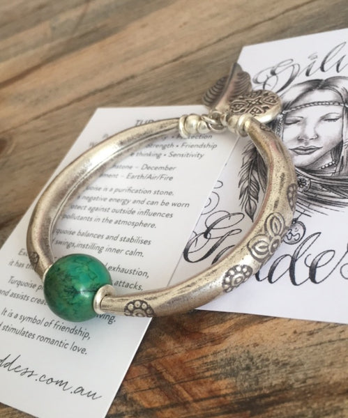 SACRED EARTH BRACELET