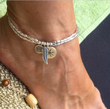 ENLIGHTENMENT ANKLET