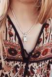 ELEPHANT BELL NECKLACE