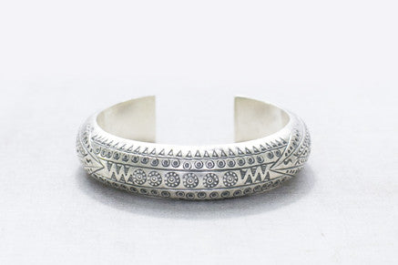 GYPSY TRIBE CUFF BANGLE