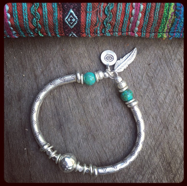 """SPIRIT & COURAGE"" BRACELET"