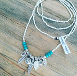 GYPSY TRIBE LONG NECKLACE