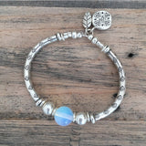 """NEW BEGINNINGS"" Moonstone Bracelet"