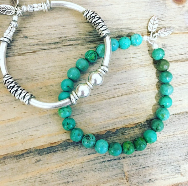 ARIZONA TURQUOISE FRIENDSHIP BRACELET