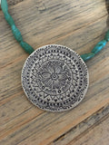 MANDALA SPIRIT NECKLACE