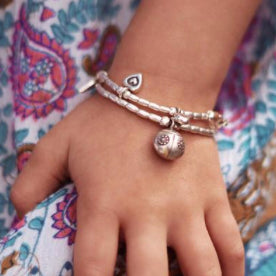 HAPPY LADY BUG BRACELET / ANKLET