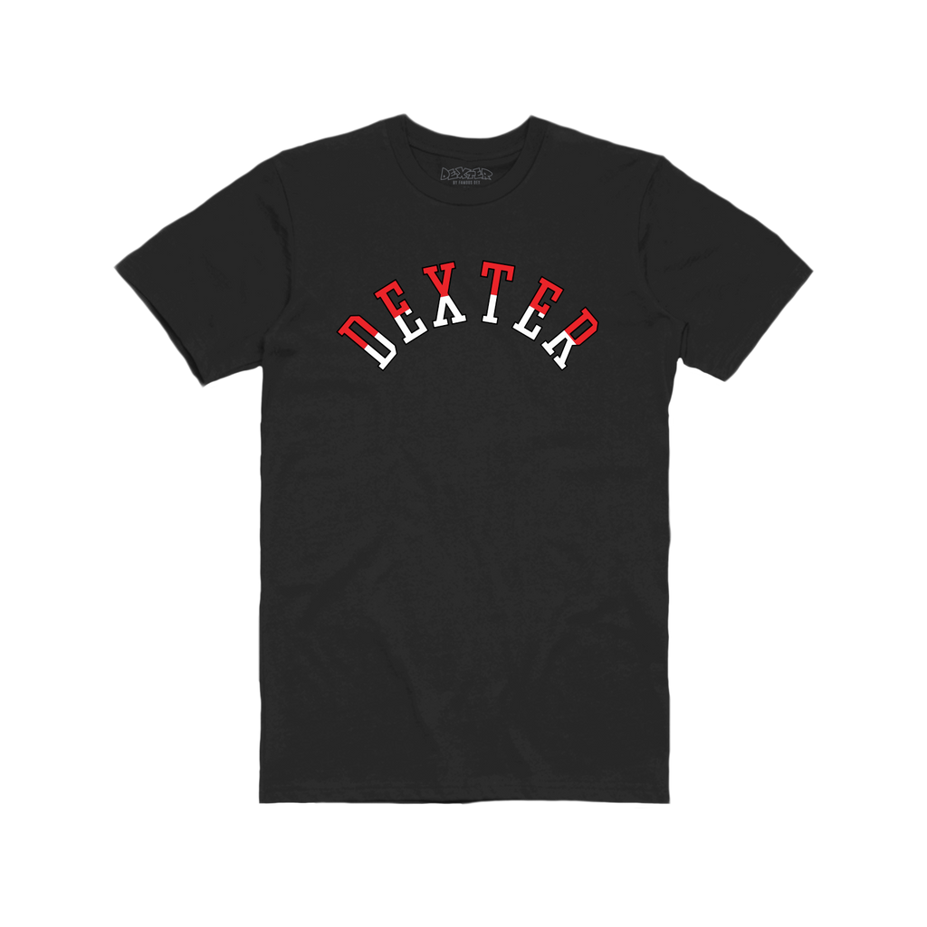 Dexter Arch T-shirt - Black