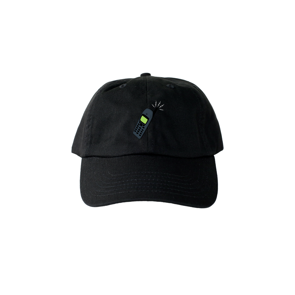 Pick It Up Sport Cap - Black