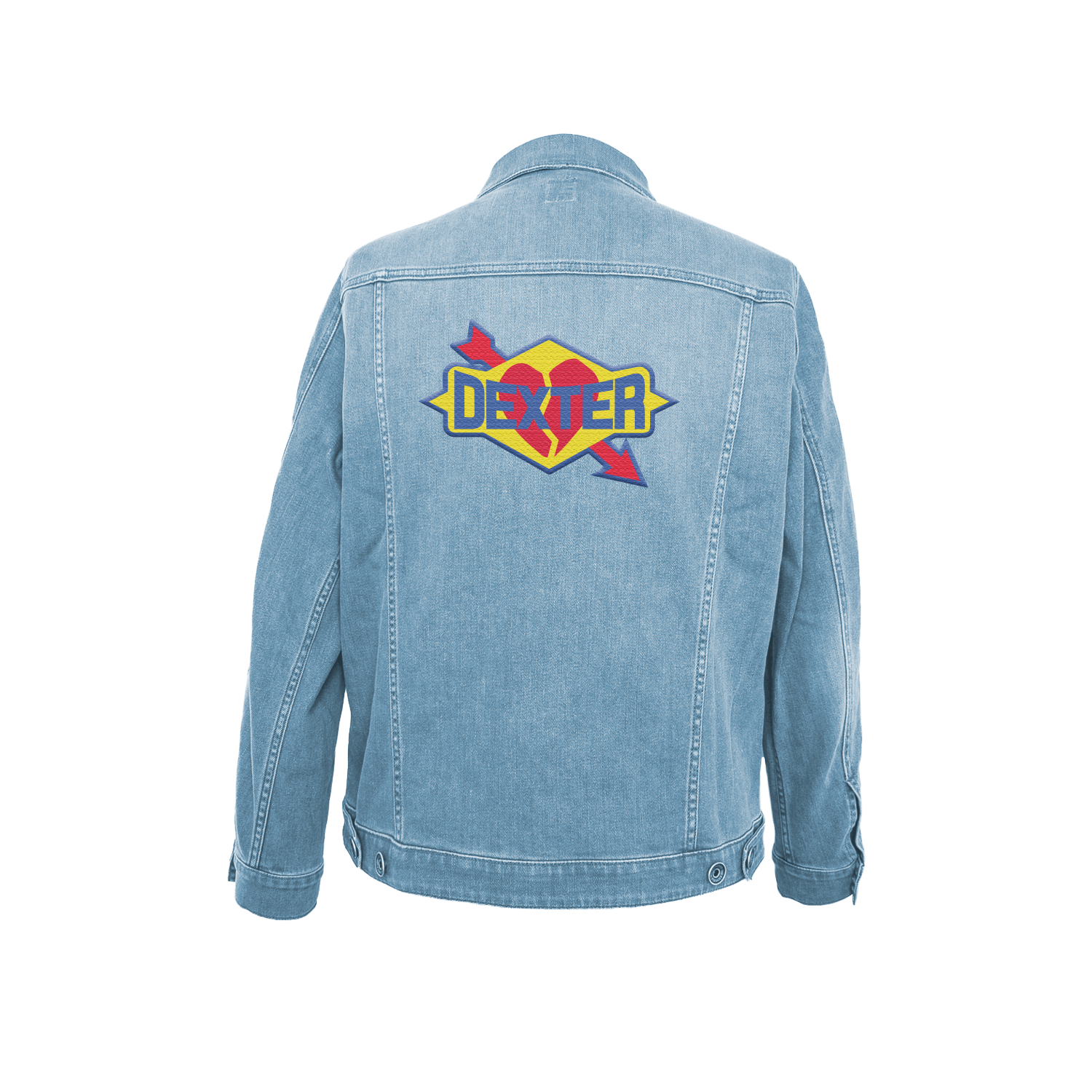 Dexter Denim Jacket - Very Limited