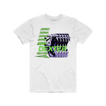 Dexter in Japan T-shirt - White
