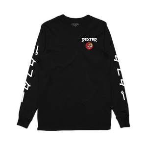 Japan Long Sleeve - Black