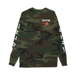 Japan Long Sleeve - Camo