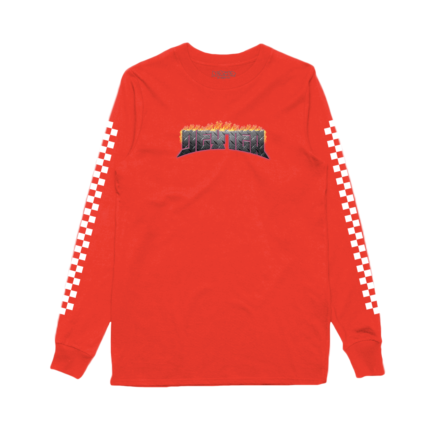 Dexter Winning Long Sleeve - Red