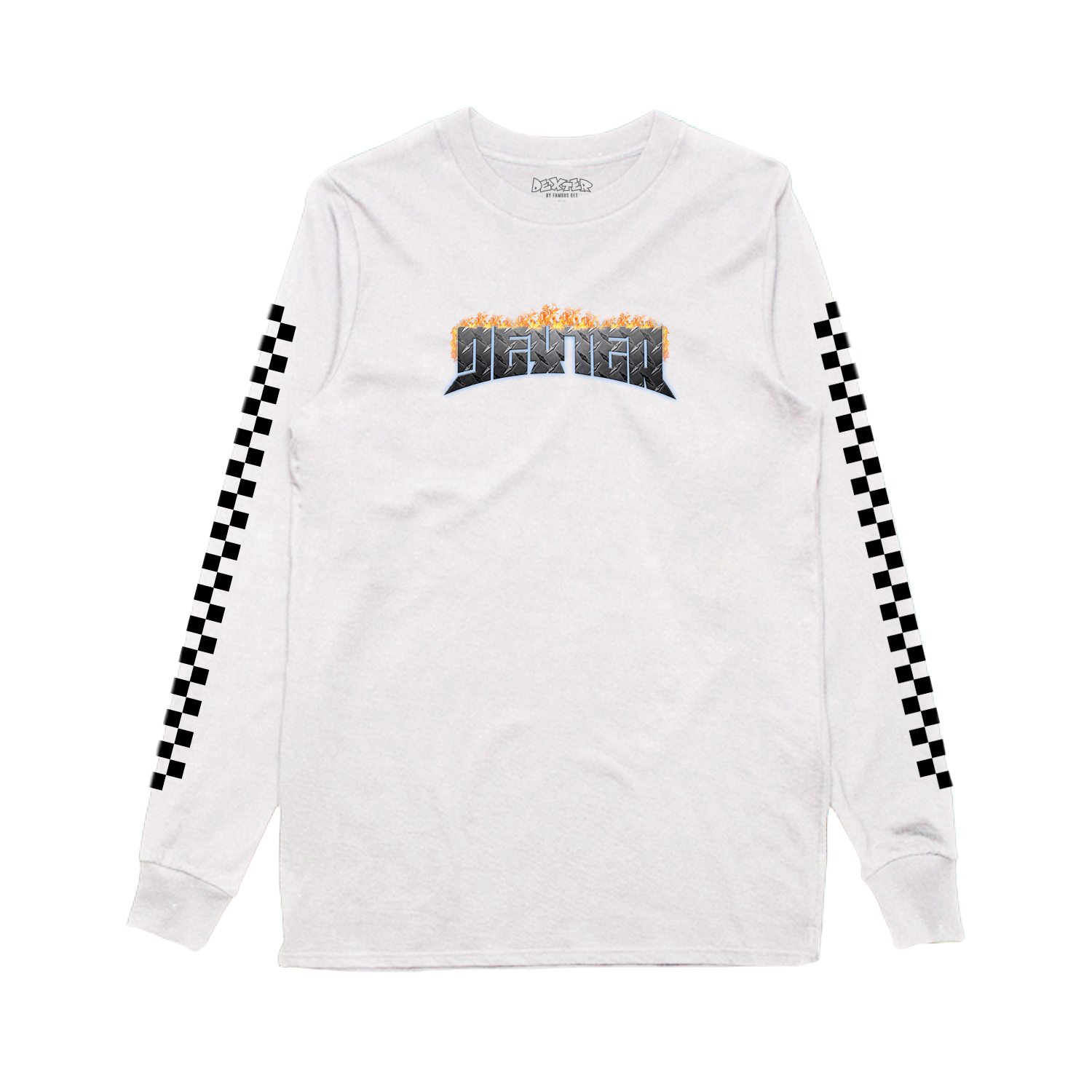 Dexter Winning Long Sleeve - White