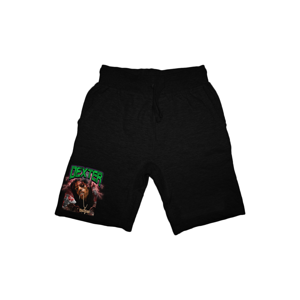 Dexter Thunderstorm Shorts - Black