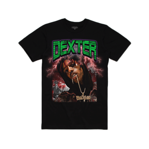Dexter Thunderstorm T-shirt - Black