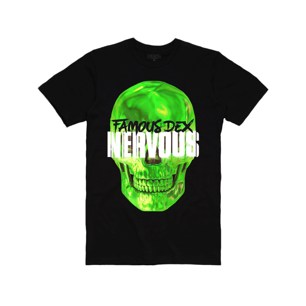 Nervous T-shirt - Black