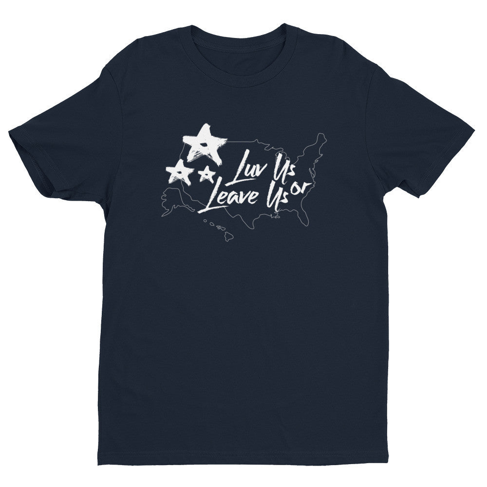 LuvUS STARS Men's T-shirt Multiple Colors
