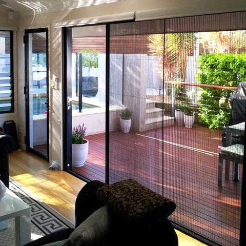 Slimline Panorama Retractable Fly Screen