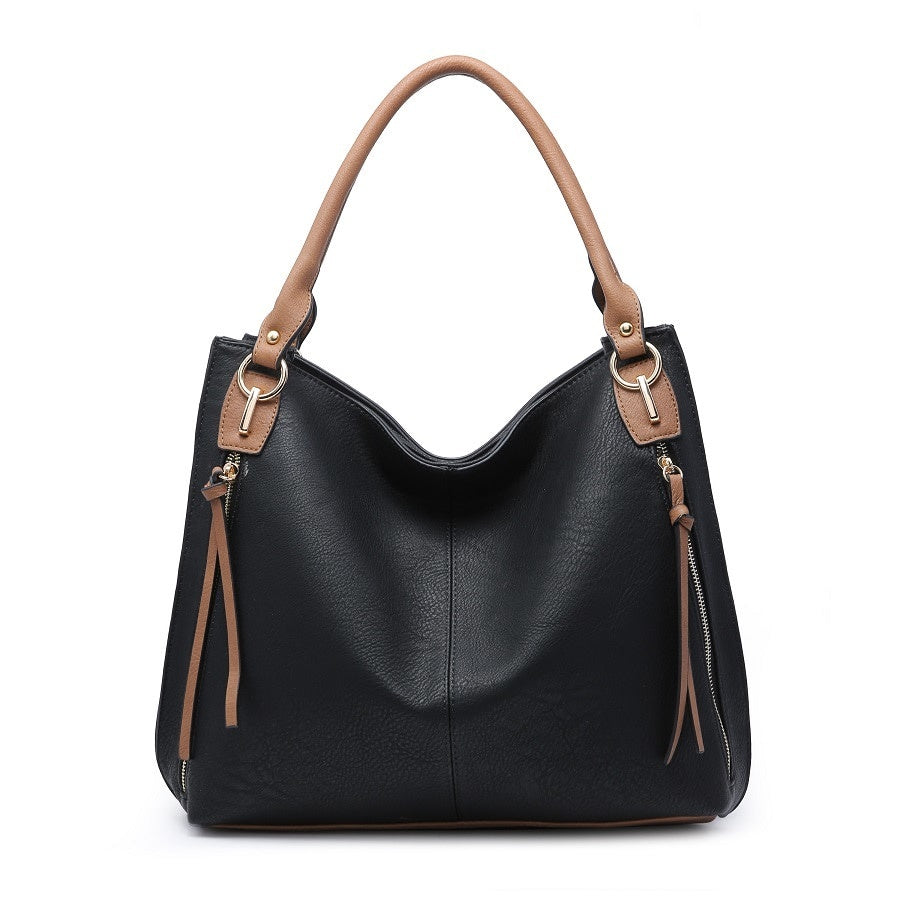 Connar Tote- Black