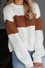 Coffee Shop Sweater