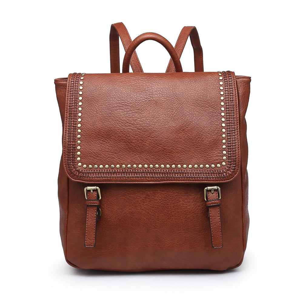 Valerie Backpack- Brown
