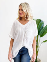 All Natural Top - Ivory