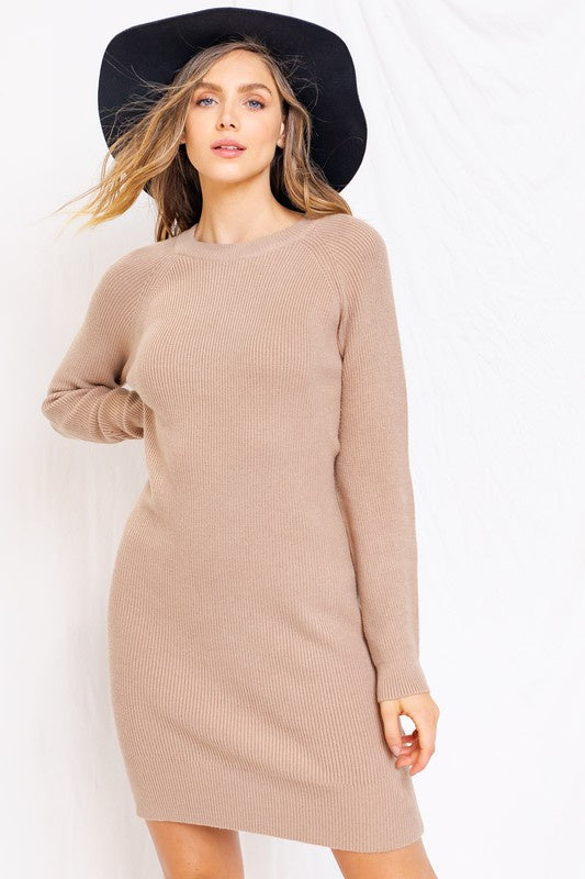 York Sweater Dress