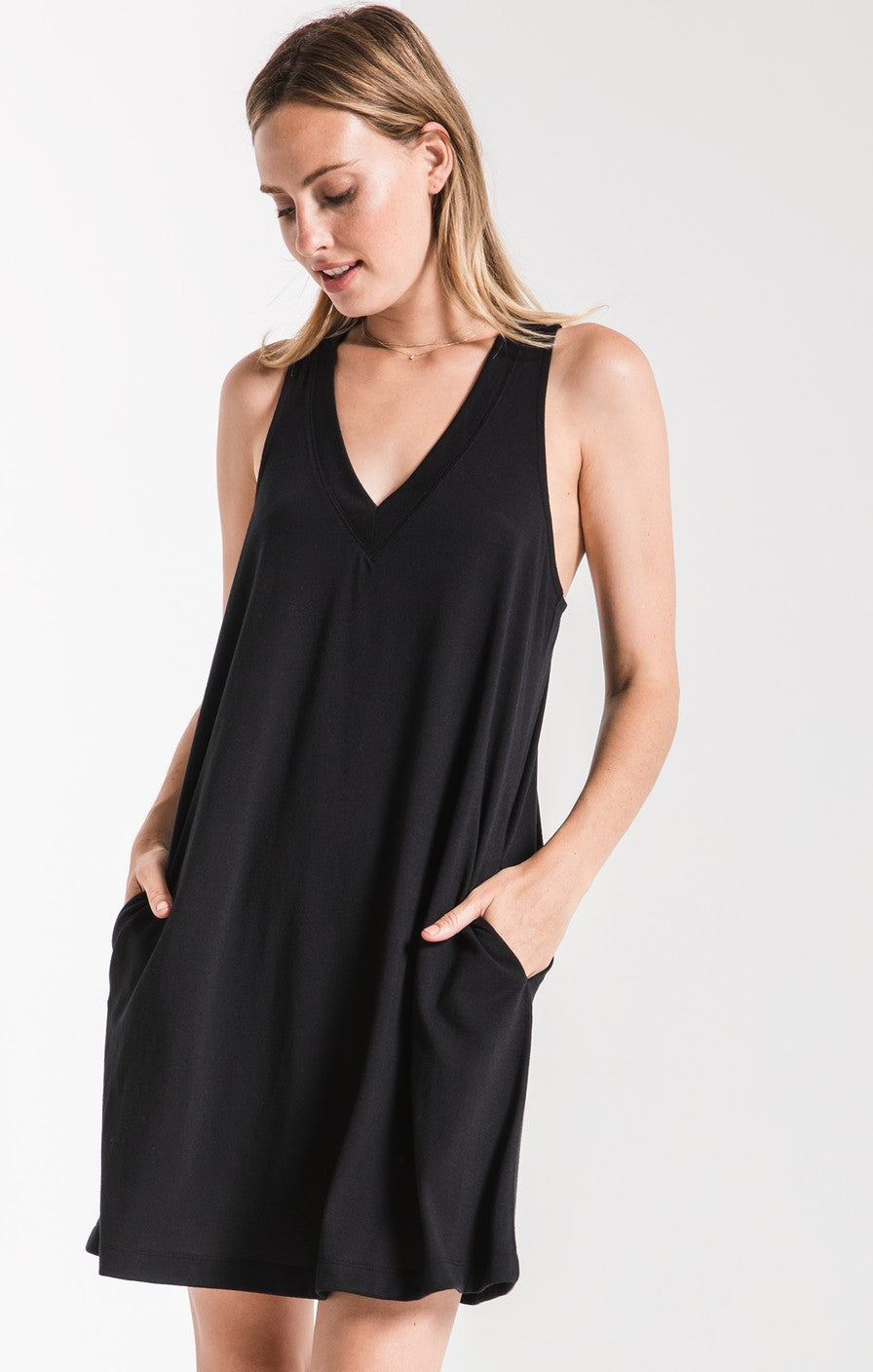 THE CITY TANK DRESS