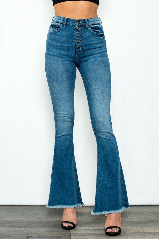 Jade Flare Jeans