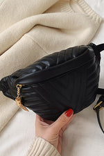 Ella Crossbody- Black