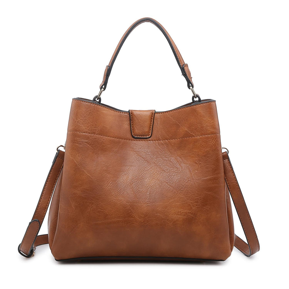 Tati Hobo bag-Brown