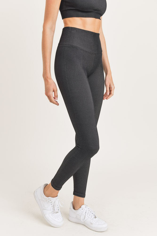 Ribbed Brushed Leggings
